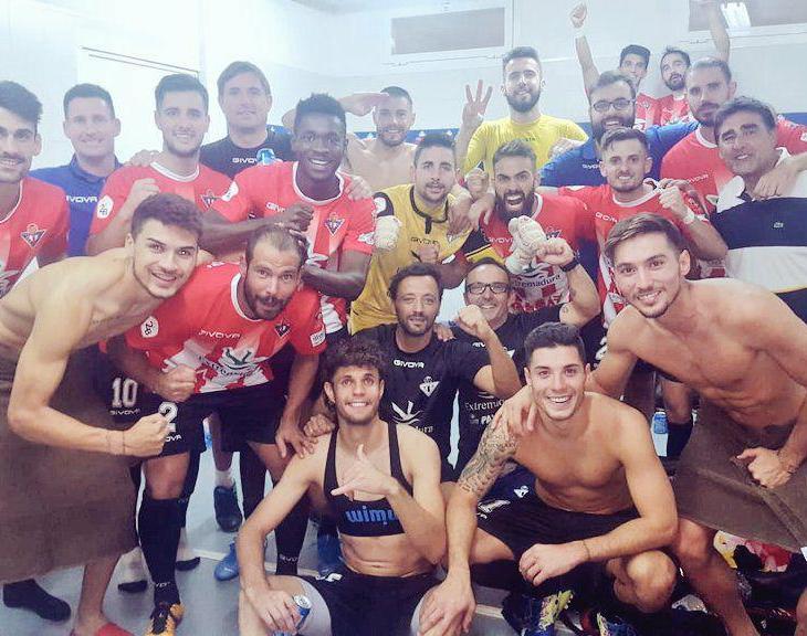 Villarrubia 0-1 Don Benito